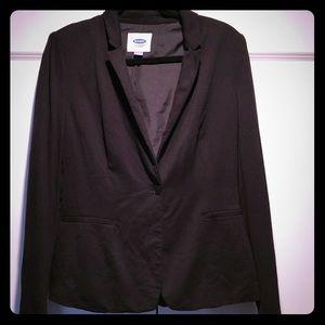 Old Navy black blazer